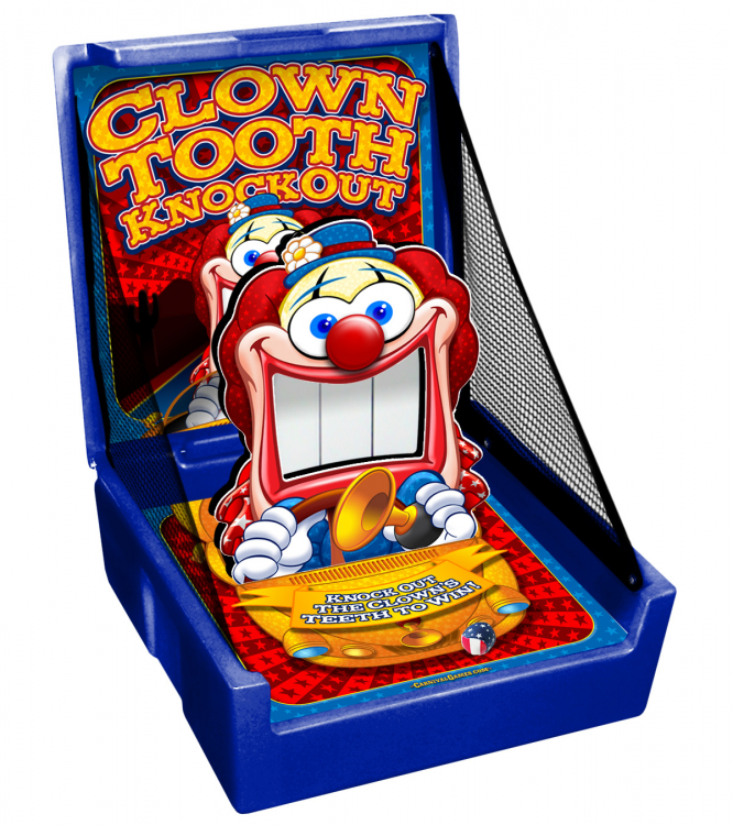 Clown Tooth Knock Out